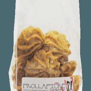 confezione biscotti frollafiore - 100g