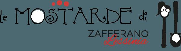 logo mostarde zafferano