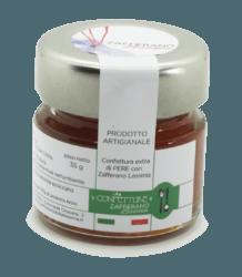 confettura extra di pere e zafferano - 35g