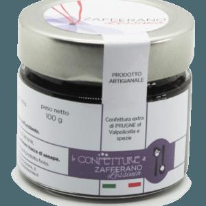 confettura extra di prugne - 100g