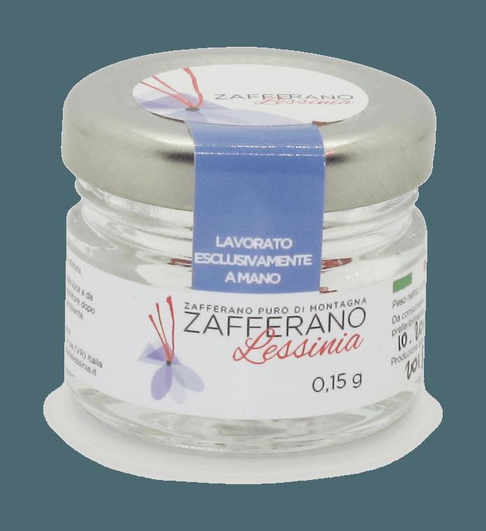 vasetto di zafferano - 015g