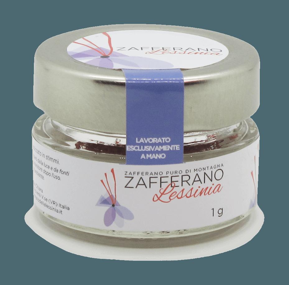 vasetto di zafferano - 1g